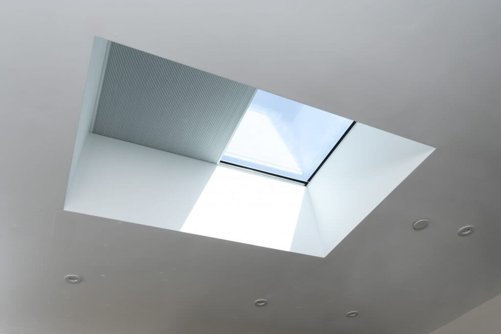 Roof Maker can supply blinds for most styles of Roof Maker rooflights