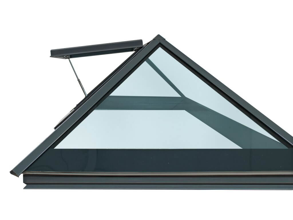 Roof Maker Slimline with Vent - side angle