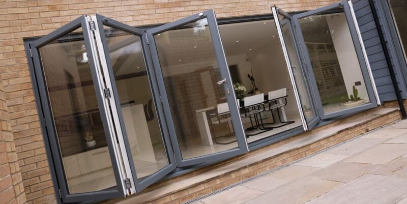 Installing Bi Fold Doors A Guide For Builders Roof Maker