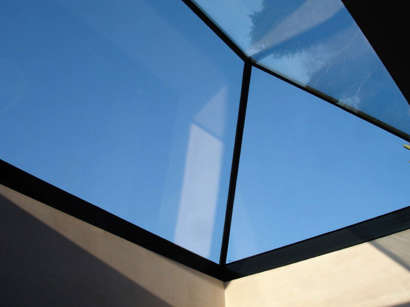 Slimline Roof Lantern The Uk S Slimmest Roof Lantern