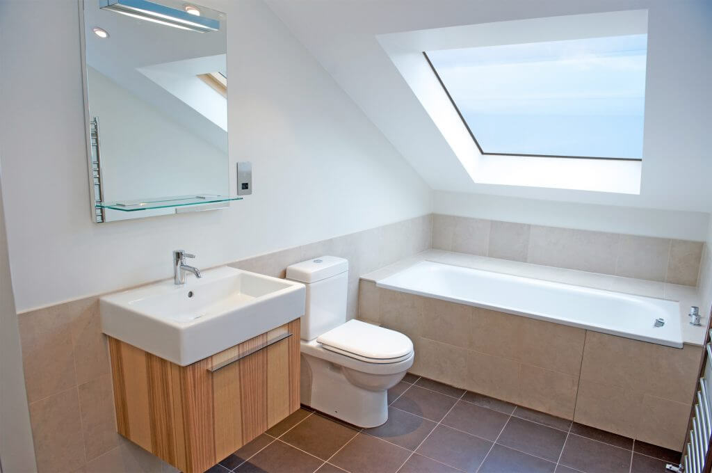 Landscape Luxlite Pitched Rooflight