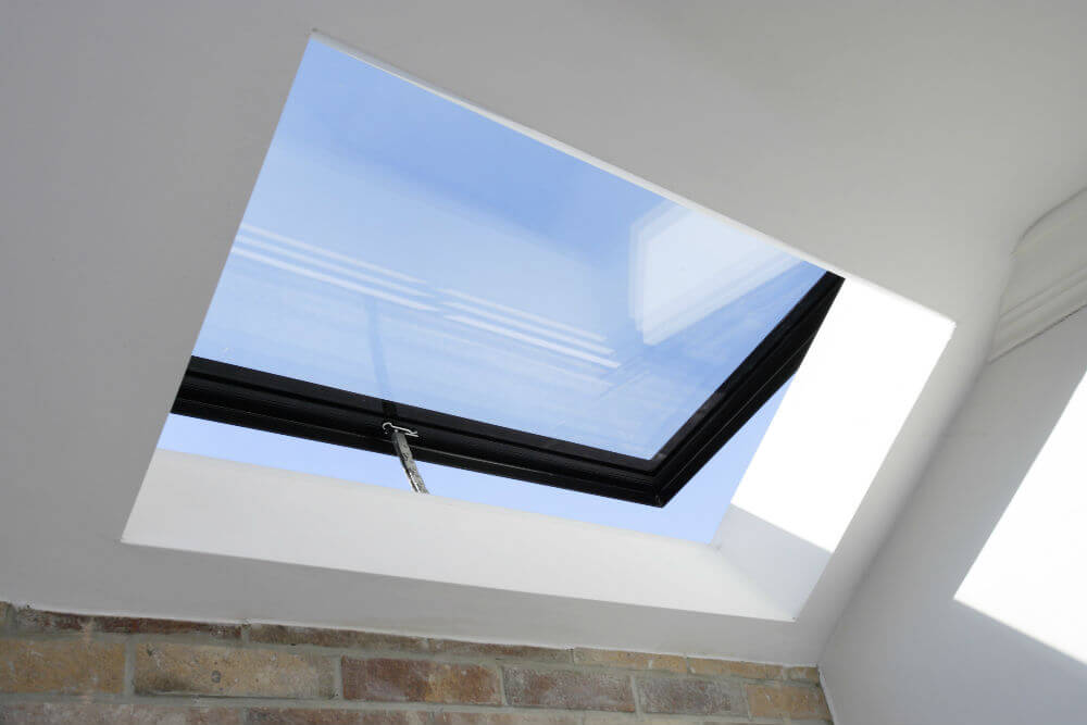 stop condensation on my rooflight