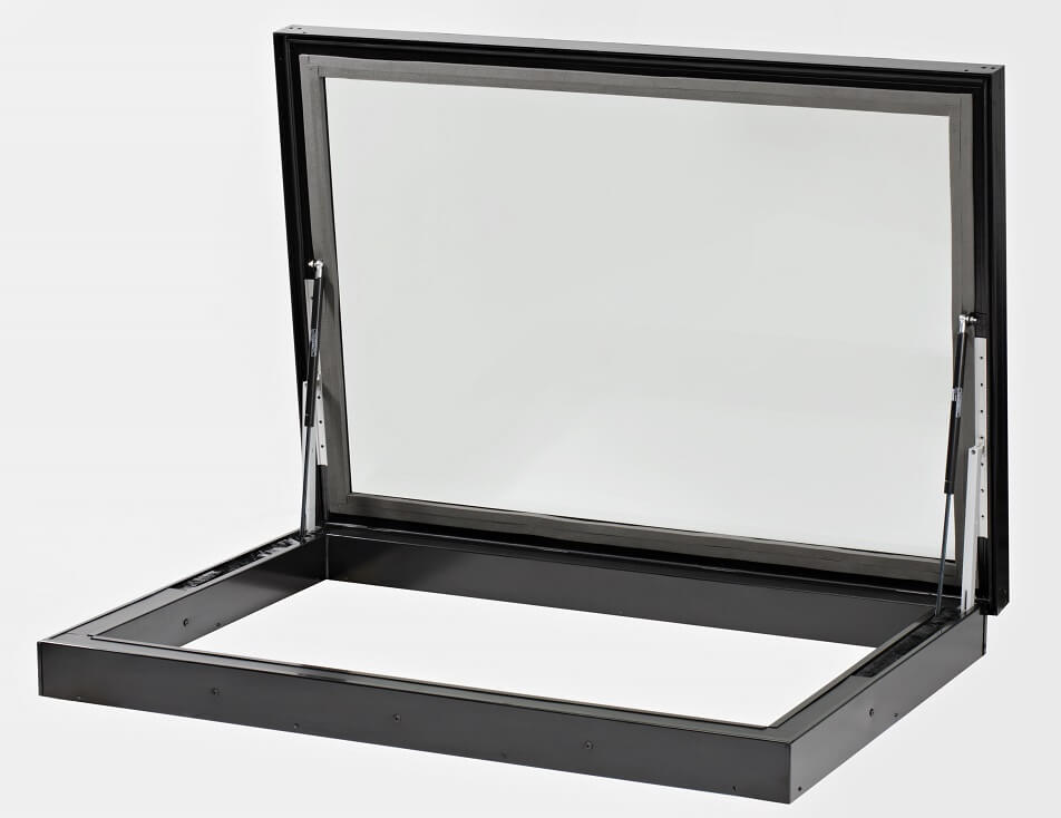 Open-lite Access rooflight