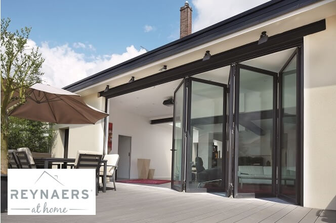 Aluminium Bifold Doors | Roof Maker