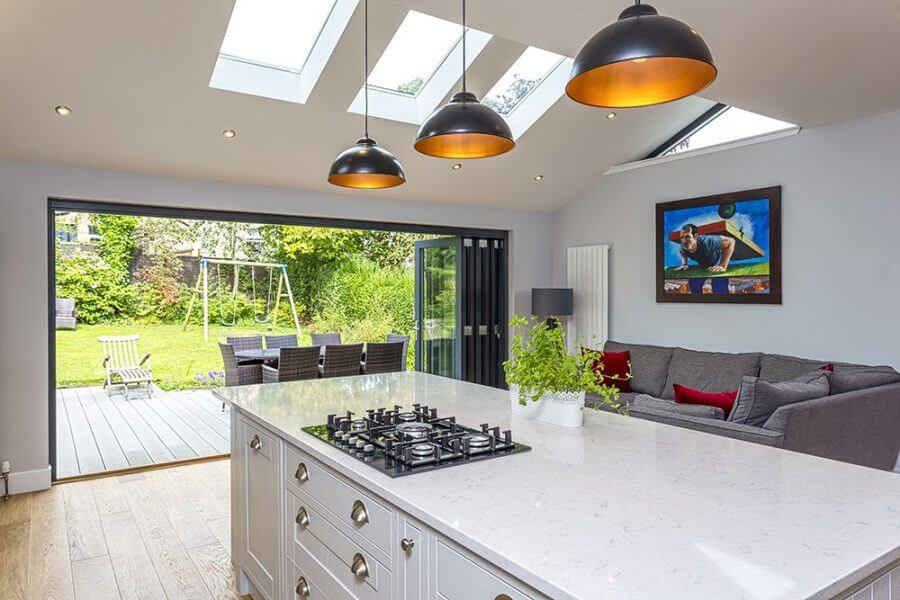 how to plan the perfect kitchen extension