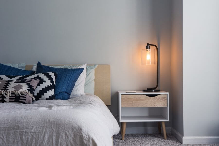 bedroom lighting tips